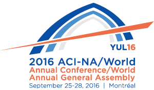 2016 ACI-NA Annual Conference Logo